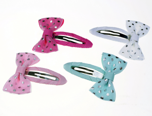 Hair clips (8 pcs.)