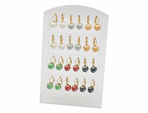 Earrings (12 pcs.)