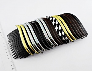 Comb clips – large (20 pcs.)