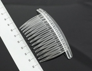 Comb clips (10 pcs.)