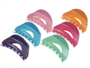 Hair claw clamp (12 pcs.)