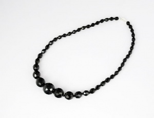 Neklace 45 cm/6 mm - graded