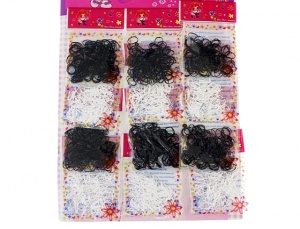 Erasers hair (12 pcs.)